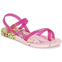 kengät Tytöt Sandaalit ja avokkaat Ipanema FASHION SANDAL IV KIDS Pink