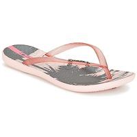 kengät Naiset Varvassandaalit Ipanema WAVE TROPICAL Pink