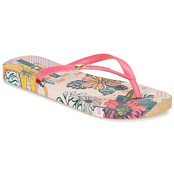 kengät Naiset Varvassandaalit Ipanema I LOVE TRIBAL Pink