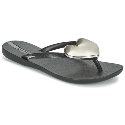 kengät Naiset Varvassandaalit Ipanema MAXI FASHION II Black