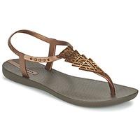 kengät Naiset Sandaalit ja avokkaat Ipanema CHARM IV SANDAL BRONZE / Brown