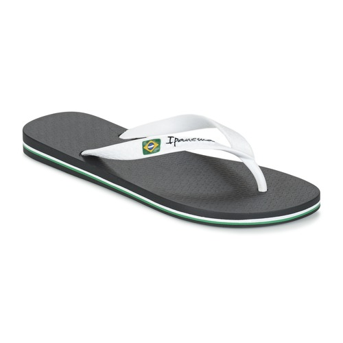 kengät Miehet Varvassandaalit Ipanema CLASSICA BRASIL II Black / White