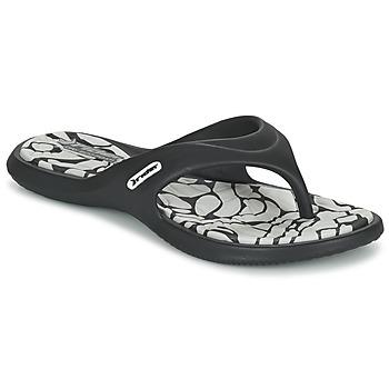 kengät Naiset Varvassandaalit Rider ISLAND VIII Black / Grey