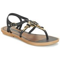 kengät Naiset Sandaalit ja avokkaat Grendha REALCE SANDAL Black