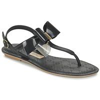 kengät Naiset Sandaalit ja avokkaat Grendha SENSE SANDAL Black