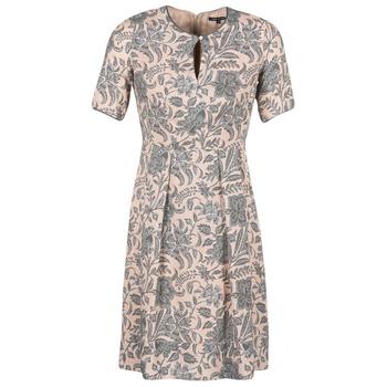 vaatteet Naiset Lyhyt mekko Marc O'Polo GERDAZIL Grey / Nude