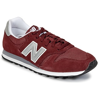 kengät Miehet Matalavartiset tennarit New Balance ML373 Bordeaux