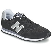 kengät Miehet Matalavartiset tennarit New Balance ML373 Black