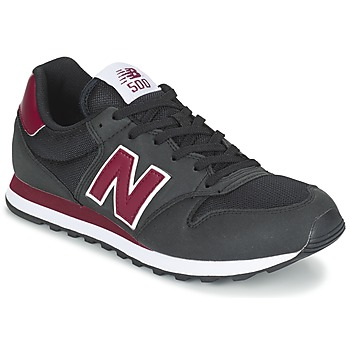 kengät Matalavartiset tennarit New Balance GM500 Black / BORDEAUX