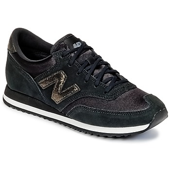 kengät Naiset Matalavartiset tennarit New Balance CW620 Black
