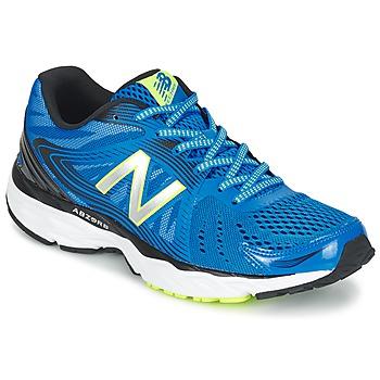 kengät Miehet Juoksukengät / Trail-kengät New Balance M680 Blue