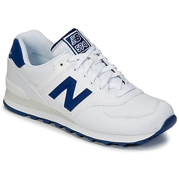 kengät Matalavartiset tennarit New Balance ML574 White / Blue