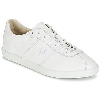 kengät Naiset Matalavartiset tennarit Marc O'Polo JAPOULIA White