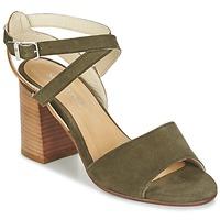 kengät Naiset Sandaalit ja avokkaat Marc O'Polo MODERANA Kaki