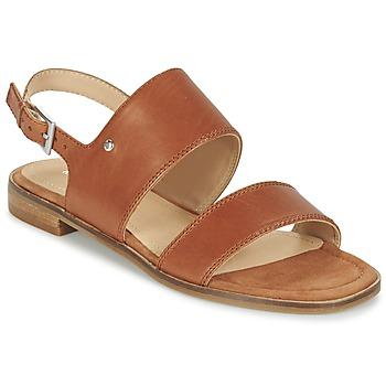 kengät Naiset Sandaalit ja avokkaat Marc O'Polo MIKILOP COGNAC