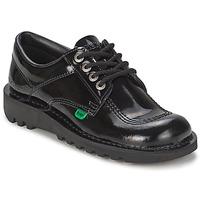 kengät Naiset Herrainkengät Kickers KICK LO Black