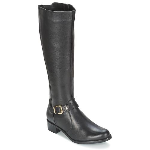 kengät Naiset Saappaat Dune London TIPPLER Musta