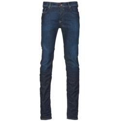 vaatteet Miehet Slim-farkut Diesel SLEENKER Blue