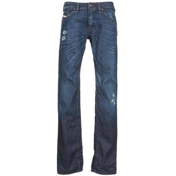 vaatteet Miehet Suorat farkut Diesel SAFADO Blue