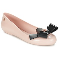 kengät Naiset Balleriinat Melissa SPACE LOVE IV Pink / Black