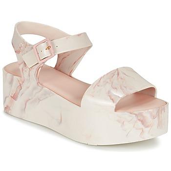 kengät Naiset Sandaalit ja avokkaat Melissa MAR Pink