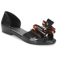 kengät Naiset Balleriinat Melissa SEDUCTION II Black