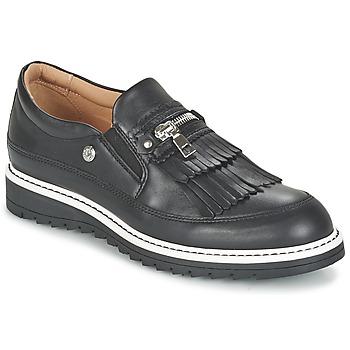 kengät Naiset Derby-kengät Love Moschino JA10083G13 Black