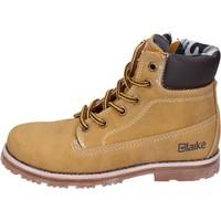 kengät Pojat Bootsit Blaike AH151 Keltainen
