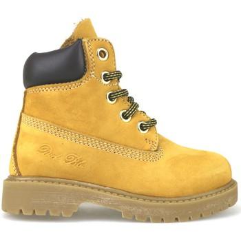 kengät Tytöt Bootsit Didiblu Nilkkasaappaat AJ956 Keltainen