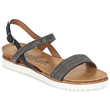 kengät Naiset Sandaalit ja avokkaat Xti POUS Black