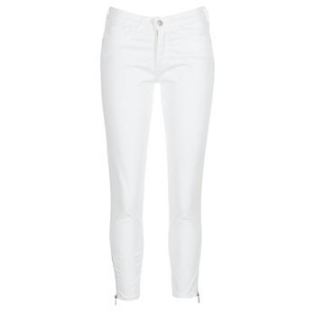 vaatteet Naiset 3/4 & 7/8-pituiset farkut Gaudi PODALI White