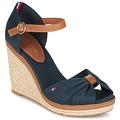 kengät Naiset Sandaalit ja avokkaat Tommy Hilfiger