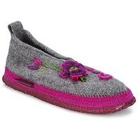 kengät Naiset Tossut Giesswein TANGERHÜETTE Grey