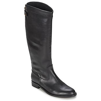 kengät Naiset Saappaat Jonak BATURINGI Black