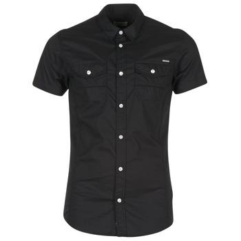 vaatteet Miehet Lyhythihainen paitapusero Kaporal RAC Black