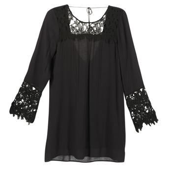 vaatteet Naiset Lyhyt mekko Billabong OPEN HORIZON DRESS Black
