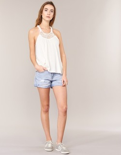 vaatteet Naiset Shortsit / Bermuda-shortsit Billabong FRANKIE Denim
