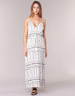 vaatteet Naiset Pitkä mekko Billabong HAVE SUN ECRU