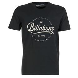 vaatteet Miehet Lyhythihainen t-paita Billabong OUTFIELD TEE SS Black