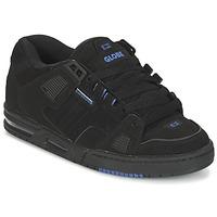 kengät Miehet Matalavartiset tennarit Globe SABRE Black / Blue