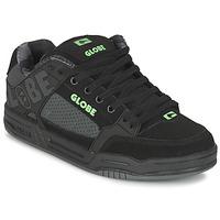 kengät Miehet Skeittikengät Globe TILT Black / Grey / Green
