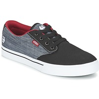 kengät Miehet Matalavartiset tennarit Etnies JAMESON 2 ECO Black / Grey / Red