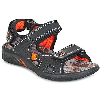 kengät Pojat Sandaalit ja avokkaat Primigi PACIFIC Black