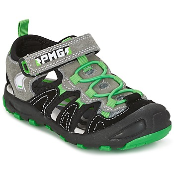kengät Pojat Sandaalit ja avokkaat Primigi CROSS Black / Green
