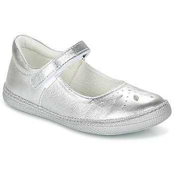 kengät Tytöt Balleriinat Primigi CLEMENCE-E Argenté