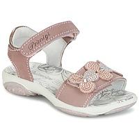 kengät Tytöt Sandaalit ja avokkaat Primigi BREEZETTE BEIGE