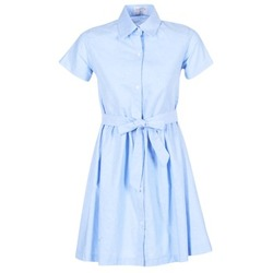 vaatteet Naiset Lyhyt mekko Compania Fantastica EBLEUETE Blue / Ciel