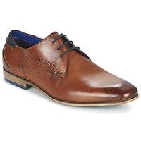 kengät Miehet Derby-kengät Bugatti CALETTE COGNAC