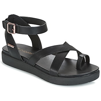 kengät Naiset Sandaalit ja avokkaat Bugatti VENATE Black