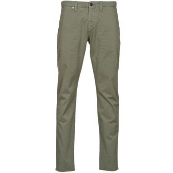 vaatteet Miehet Chino-housut / Porkkanahousut Meltin'pot SIMON Kaki